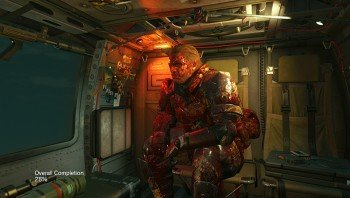 Metal Gear Solid V: The Phantom Pain Blood Bug