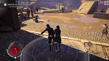 AC Syndicate Kidnap