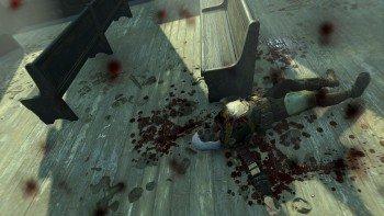 Fallout 4 - Brutal Death - Blee