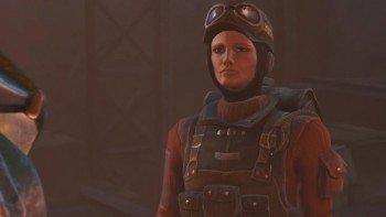 Fallout 4 - Blind Betrayal - Scribe Haylen