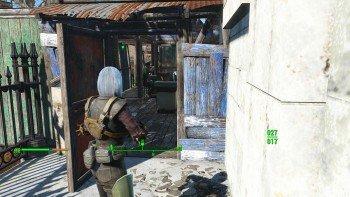 Fallout 4 - Boston After Dark - Old Man Stockton Location