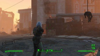 Fallout 4 - Boston After Dark - Second War Strategy