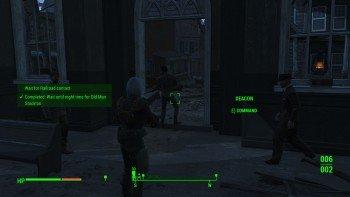 Fallout 4 - Boston After Dark - Wait Until Night