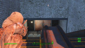 Fallout 4 - Cleansing the Commonwealth - College Square Station Entrance