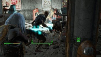 Fallout 4 - Cleansing the Commonwealth Part 2 - Companion Lure