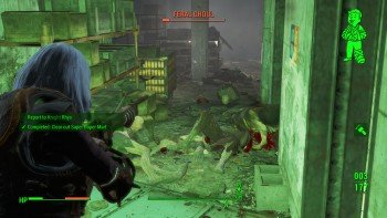 Fallout 4 - Cleansing the Commonwealth Part 2 - Remaining Ghoul Killing