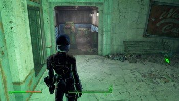 Fallout 4 - Duty of Dishonor - Boston Airport Ruins - Going Left