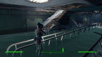 Fallout 4 - Duty of Dishonor - Boston Airport Ruins - Going Up