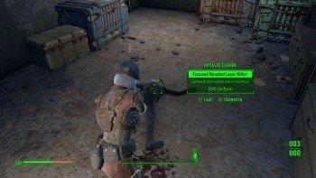 Fallout 4 - Duty of Dishonor - Boston Airport Ruins - Killing Clarke