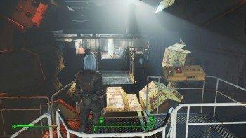Fallout 4 - Finding Valentine - Vault's Door