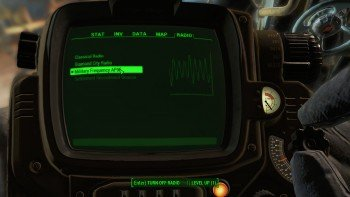 Fallout 4 Mission 5 – Fire Support - Radio Frequency