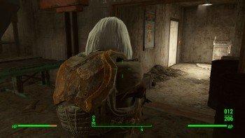 Fallout 4 - Quartermastery - Elevator