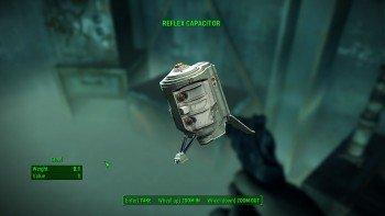 Fallout 4 - Quartermastery Part 3 - Reflex Capacitor