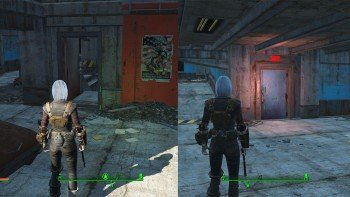 Fallout 4 - Reunions - Entering Fort Hagen
