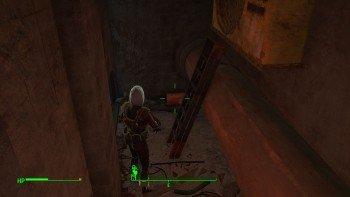 Fallout 4 - Reunions - Fort Hagen Armor Password