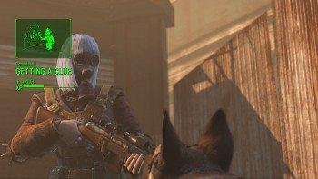 Fallout 4 - Reunions - Mission Start