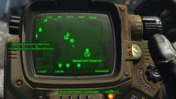 Fallout 4 - The Lost Patrol - Second Distress Signal Location