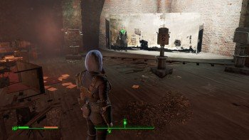 Fallout 4 - The Silver Shroud - Costume