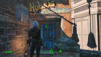 Fallout 4 - The Silver Shroud - Hubris Comics