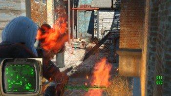 Fallout 4 - The Silver Shroud - Kill Northy