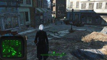Fallout 4 - The Silver Shroud - Kill Smiley Kate