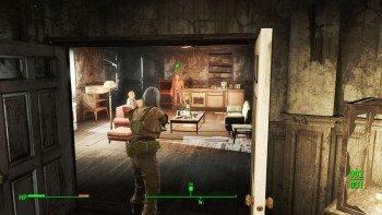 Fallout 4 - The Silver Shroud - Return to Hancock