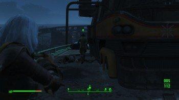 Fallout 4 - Tradecraft - Follow Deacon