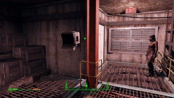 Fallout 4 - Tradecraft - Leave the Base