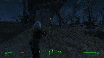 Fallout 4 - Tradecraft - Meet with Deacon