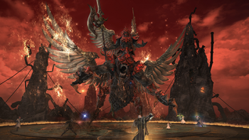 Zurvan the Demon