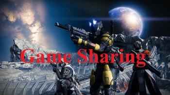Game Sharing