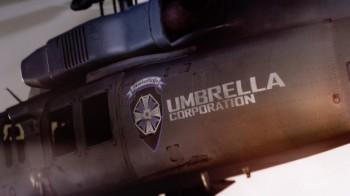 Umbrella helicopter