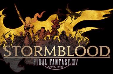 Stormblood Logo