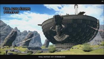 the azim steppe ff14