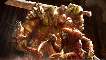 Video Games: Of Orcs And Men