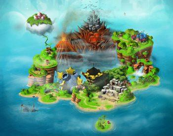 Mario RPG World