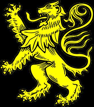 Magic Lion Symbol