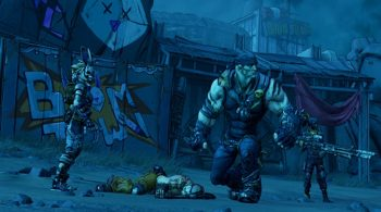 The Story and Characters Borderlands