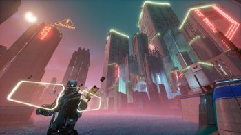 Visuals and Performance of Borderlands