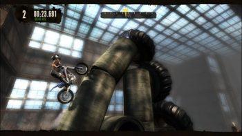Trials HD in Xbox Quiz