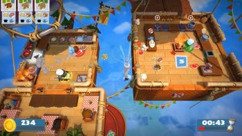 Cook with your Valentine's partner Overcooked 2