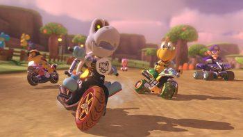 Mario Kart tour race