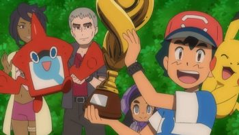 ash alola league