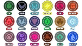 pokemon types
