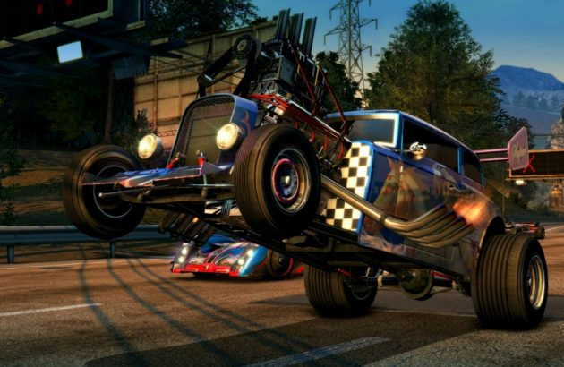 Burnout Paradise Remastered coming to Switch