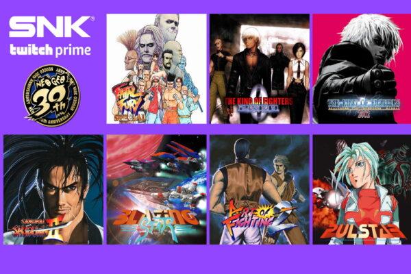 SNK Games