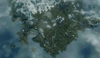 A Quality World Map and Solstheim Map – With Roads