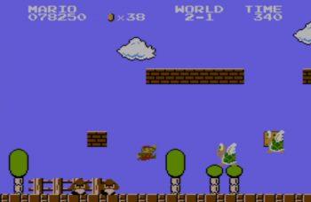 NES game