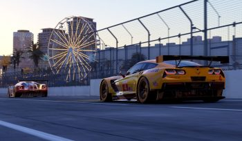 Project CARS 3 corvette racing