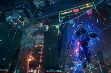 Crackdown Ruffian Games feature